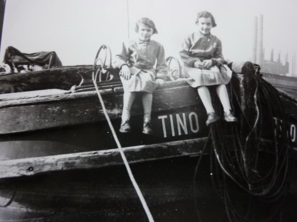 TINO, bateau de mes parents