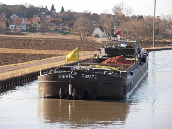 """les """"bateaux de la LGV"""", partie 1"""