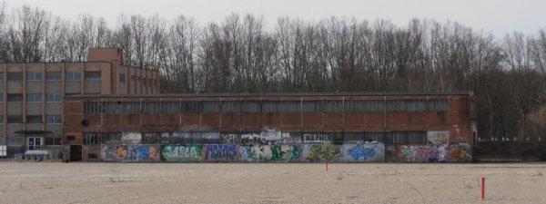 l'ancien chantier naval de Strasbourg (Forge)