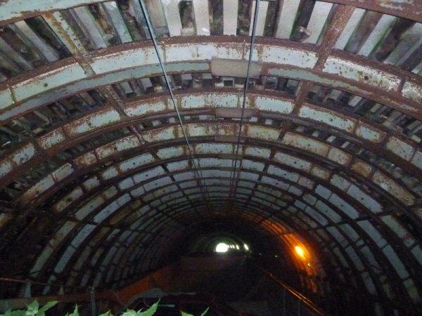 au souterrain de Mauvages