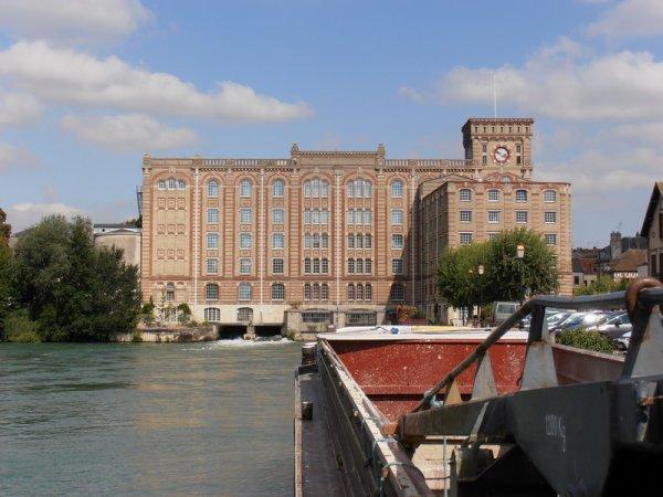 tout le charme de Nogent sur Seine
