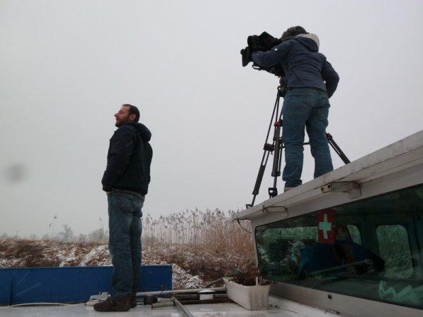 tournage ELO-YAN