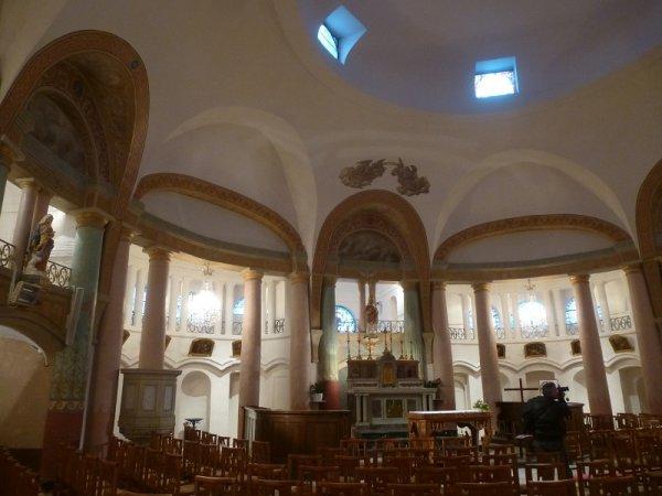 l'église Saint Didier d'Asfeld