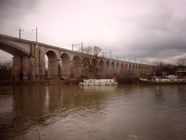 Viaduc de Veneux-les-Sablons