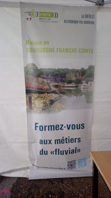 Salon fluvial de Saint Jean de Losne