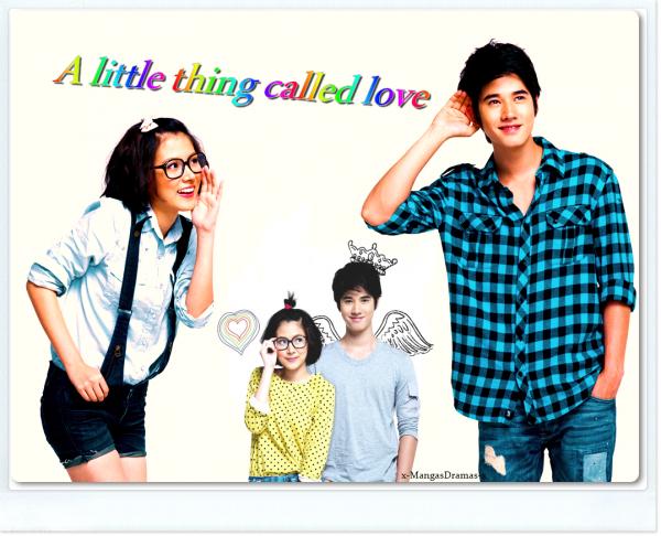 A Little Thing Called Love สิ่งเล็กๆ ที่เรียกว่า...รัก