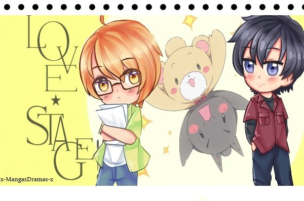 Love Stage  ラブ・ステージ