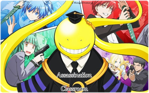 Assassination Classroom  暗殺教室