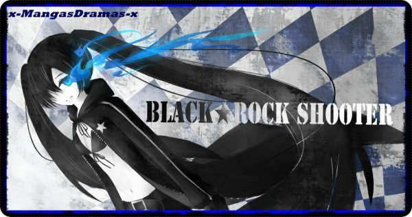 Black★ Rock Shooter ブラック★ロックシューター
