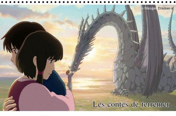 Les Contes De Terremer ゲド戦記