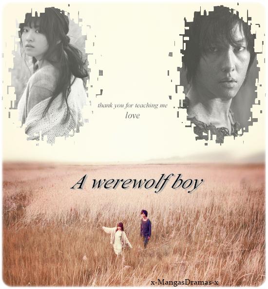 A Werewolf Boy  늑대소년