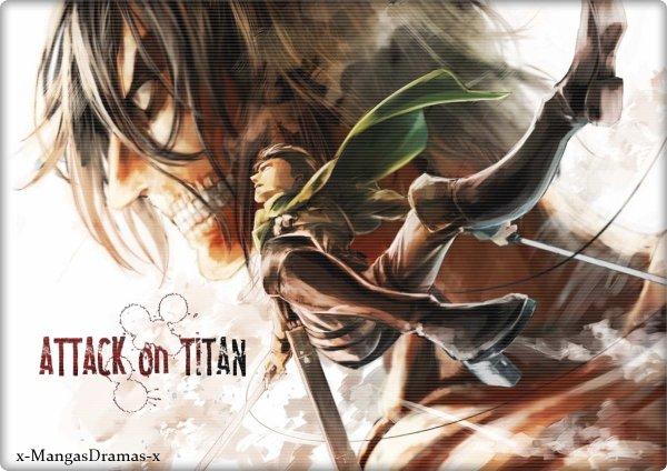 L'Attaque Des Titans  進撃の巨人
