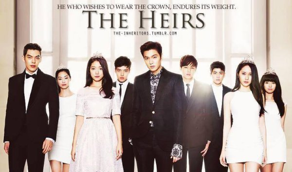 The Heirs  상속자들