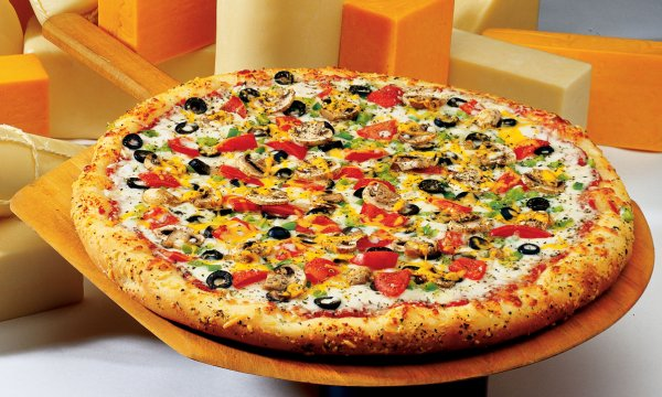 Pizzaaaa !