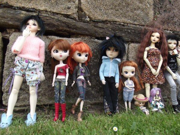 Rencontre de dolls partie 5