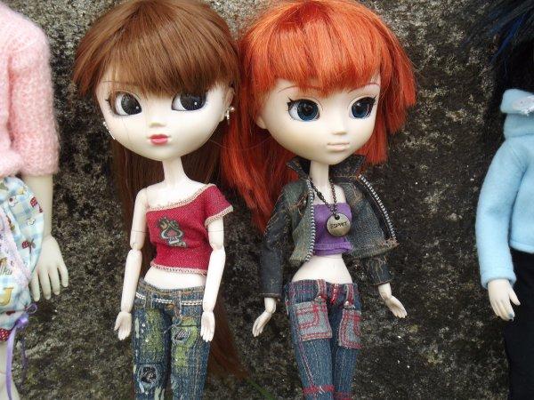 Rencontre de dolls partie 7