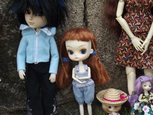 Rencontre de dolls partie 8