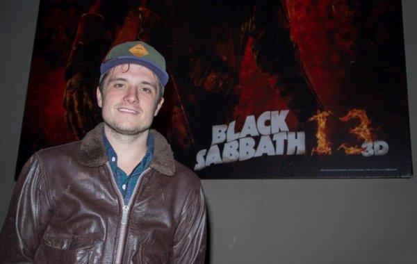 Photo de Josh à Universal Studios,Halloween Horror Nights,Black Sabbath 13:3D,à Hollywood,prise le 13 octobre 2013.