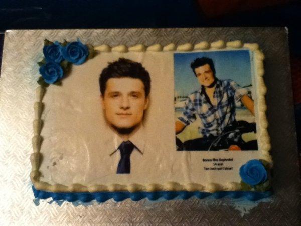 Mon gâteau d'anniversaire!