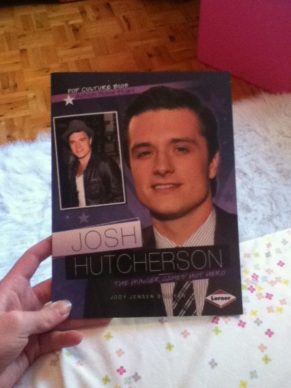 Mes cadeaux d'anniversaire de Josh!