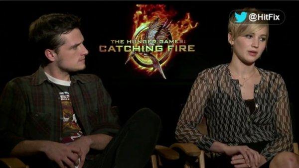 Interview de Josh et Jen pour HitFix.
