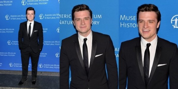 Photos de Josh au American Museum of Natural History's 2013 Museum Gala,à New York,le 21 novembre 2013.