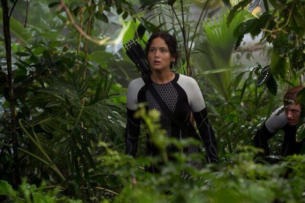 "News Stills de ""Catching Fire""."