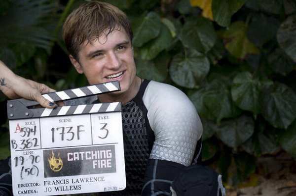 "News BTS ""Catching Fire"" Stills."