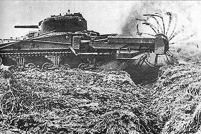 Armes insolites de la seconde guerre mondiales : le char Crab