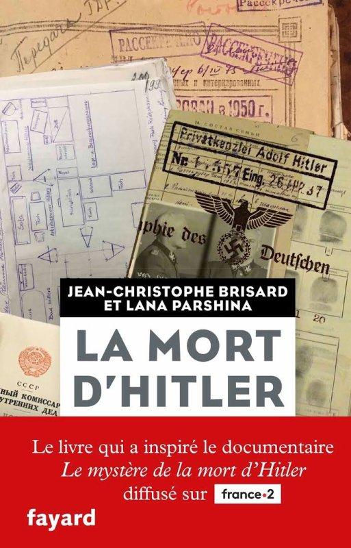 La bibliothèque de Bomber : La mort d'Hitler