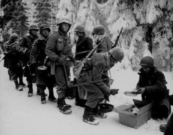 Bataille des Ardennes suite ...