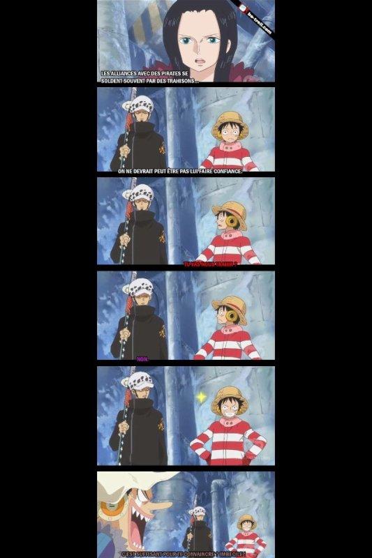 Ça c'est Luffy tous cracher ^_^