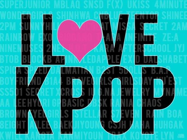 Petite PUB ^_^ pour un nouveau Blog de kpop