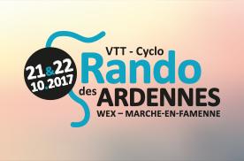Marche-en-Famenne - 21&22.10.2017 - 6e Randonnée des Ardennes...