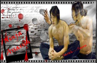 Sarah Sasou . SkyBlog  Vous Présente Ninja Assassin a Voiir :D