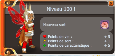 Heal passe niveau 100 !!