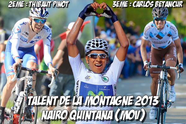 """Challenge """"Talents de la Montagne"""" : le classement 2013"""