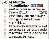 _05.09.2012_ -  Cyberbully sur M6 !