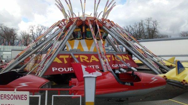 foire Saint Pierre sur -dive 2018