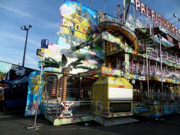 foire Saint ST michele 2018 le Havre montage