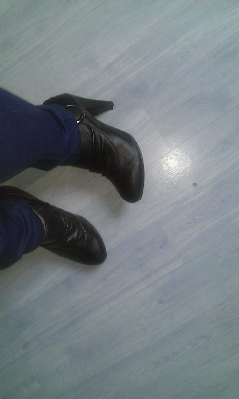 Jolie chaussure non ?