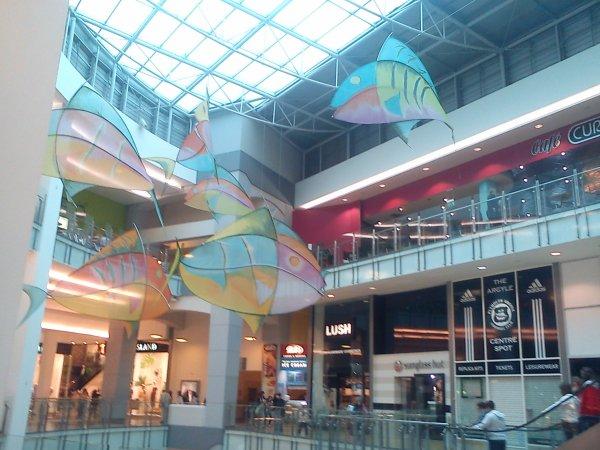Centre Commercial de Plymouth