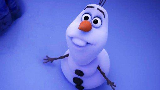Bonjour, je m'appele Olaf et j'aime les gros calins !