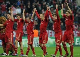 Fiction Bayern Munich - Chapitre 1