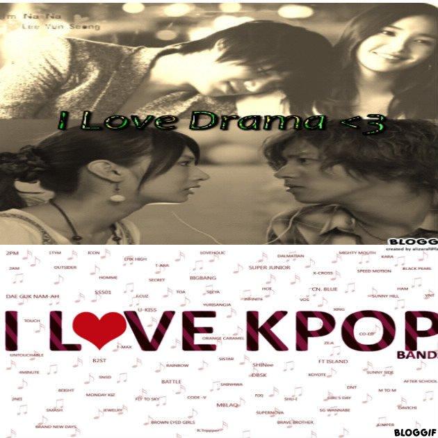 Dramas , K-pop