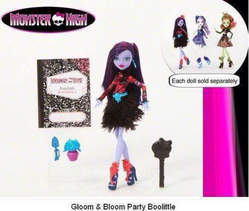 SDCC 2014 MH: Gloom & Bloom Party
