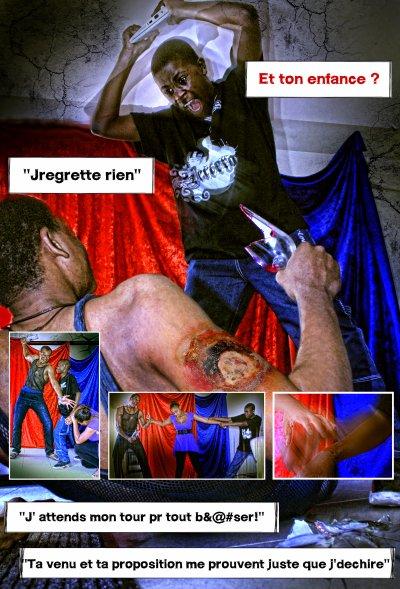 DEXTERO ESTACADO - EMIGRANT EVIL BD (AVANT LE CLIP)