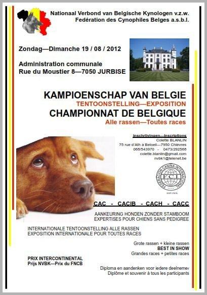 exposition a jurbise en belgique 19/08/2012