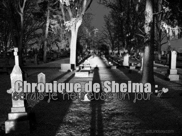 Bienvenue sur Chronique-fictive-Sheima.sky