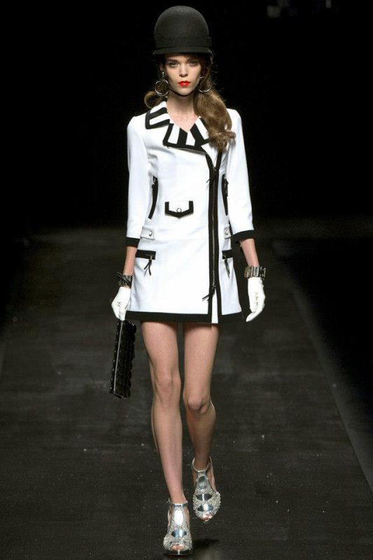 Moschino - Spring Summer Women Collection 2013 in Milan